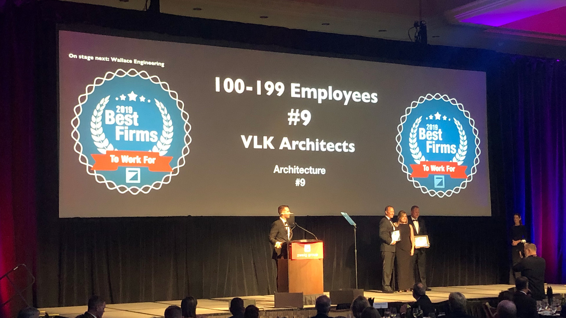 Vlk Architects Recognized For