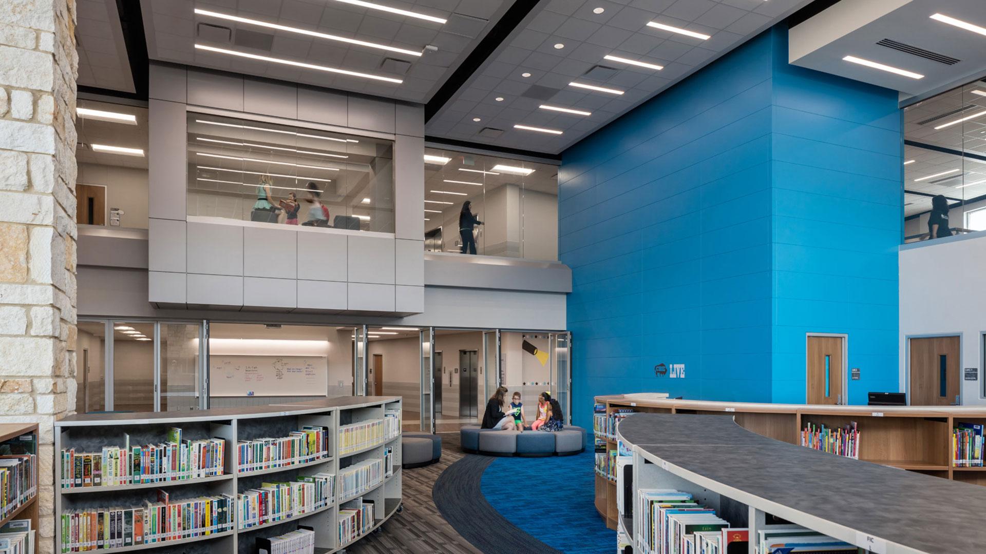 Catherine Bethke Elementary School | VLK Architects