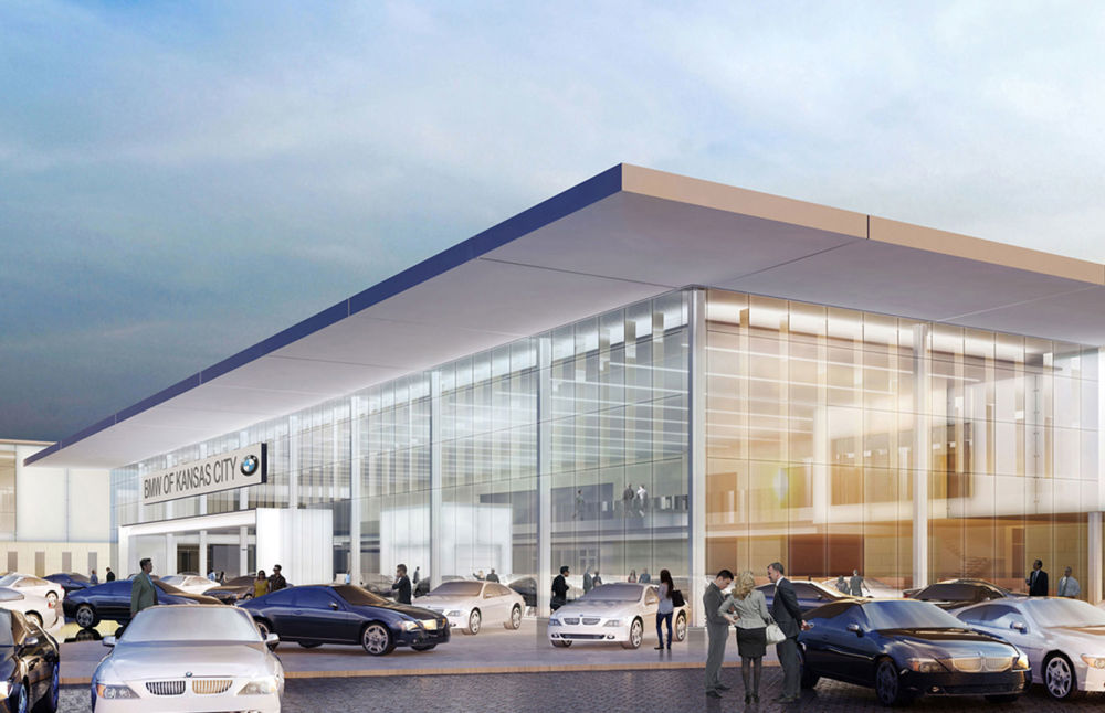 Automotive Architects - Luxury Dealership Design