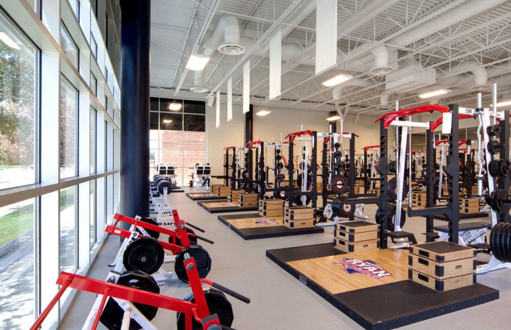 ... Ryan High School Field House