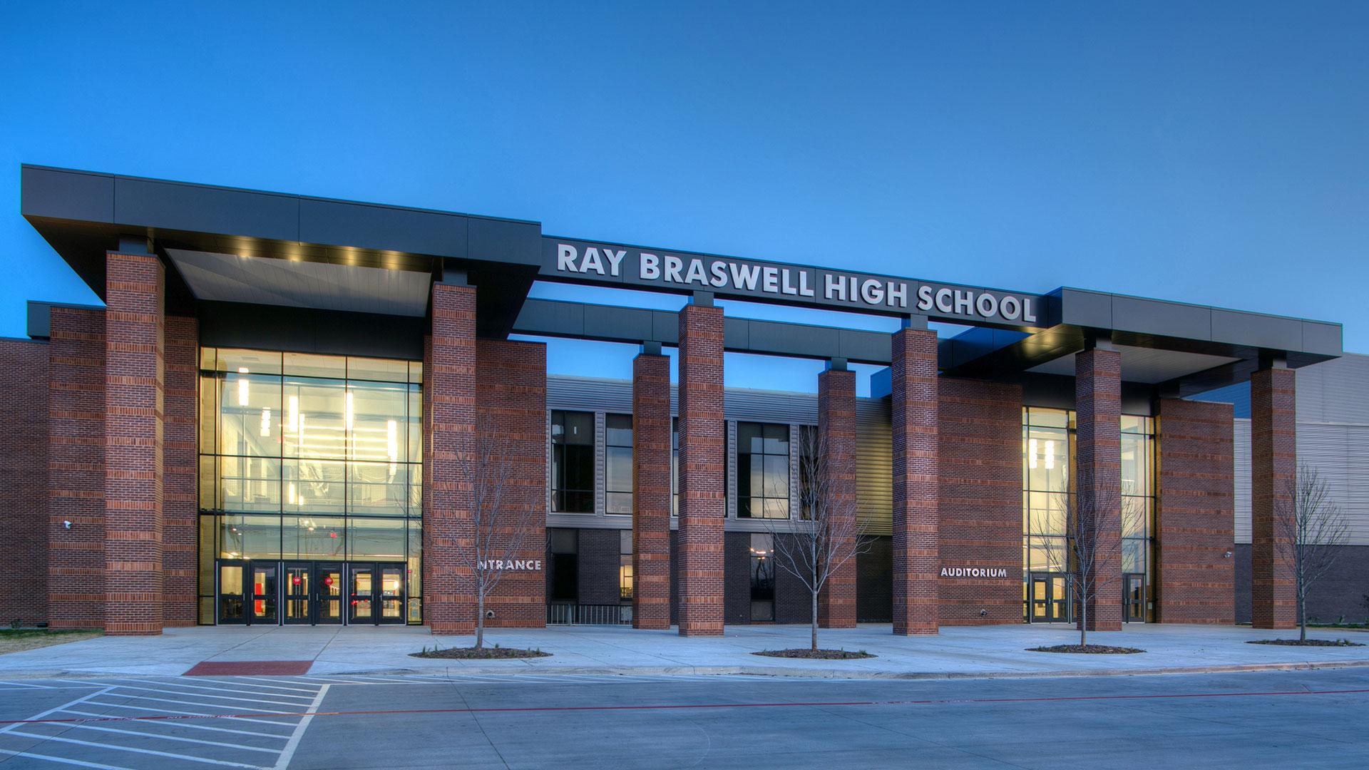 braswell high school vlk architects